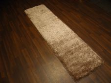 Romany Washables Runner/Mats 60x220cm Aprox 7ft Sparkle Design Beige/Gold Great
